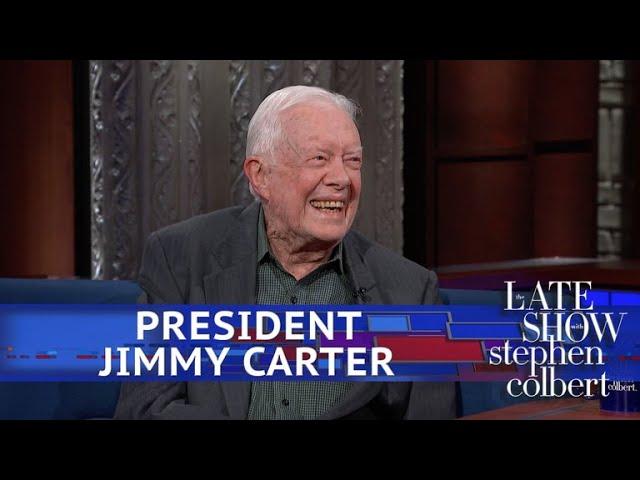 President-jimmy-carter-is-still