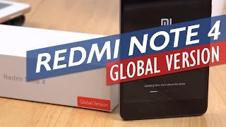 Xiaomi Redmi Note 4 Global Version Unboxing (Indian Version)
