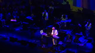 John Cale at BAM , NYC , 11.18.2017 - 11 - Hanky panky nohow