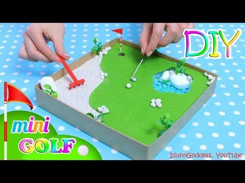 How To Make A Miniature Golf Zen Garden – DIY Stress-Relieving Desk Decoration
