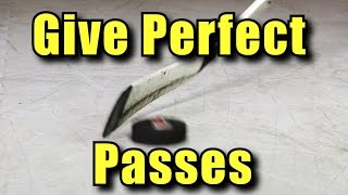 Improve Your Passing – How to Pass in Hockey