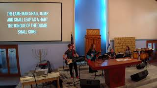 Shabbat Service - December 21, 2019