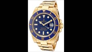 Mens Luxury Watches 2015
