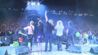 "DEF LEPPARD - ""It's All About Believin'"" (Download Festival 2011)"