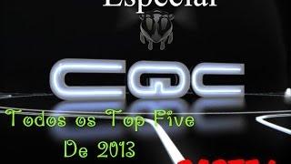 Especial Todos Os TOP FIVE De 2013 - Parte 1 (HD)