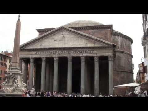 Италия: Террачина - Неаполь - Рим