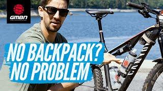 Bike Storage Solutions For Racing | Neils BC Bike Race Setup