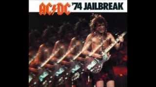 Jailbreak AC/DC 1974