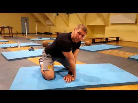 Ćwiczenia na wzmocnienie mięśni tylnej stronie