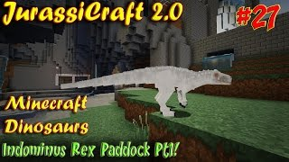 JurassiCraft 2 Jurassicraft Showcase 1st Look at New