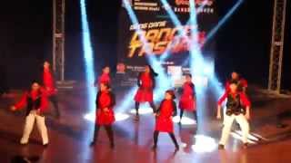 PARTY ALL NIGHT | WHISTLE BAJA | TAMANCHE PE DISCO Dance Performance By Step2Step Dance Studio