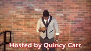 The Quality Comedy Show w/ Quincy Carr - Live TV taping  (May 21, 2014)
