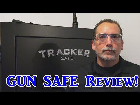 Tracker Safe M45 Gun Safe Review