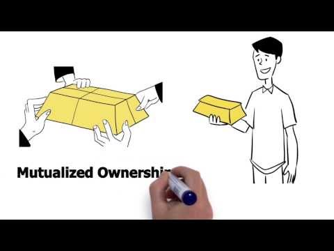 Investing in Gold : Direct Ownership or Mutualized Ownership?