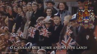 National Anthem of Canada (Retro version): O Canada [pre-1980 lyrics]