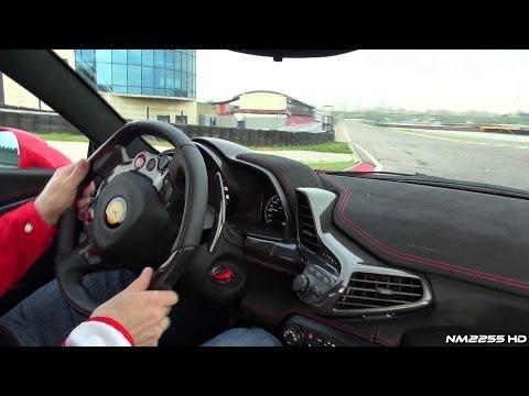 Ferrari 458 Speciale, Will it Drift?