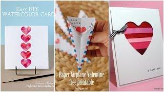 Best 50 Diy Valentine Cards Ideas For 2018