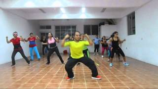 oye abre tus ojos :D  Chayanne zumba coreo