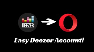 How to create a deezer account! (From anywhere in the world)