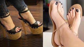 Trendy Footwear Designs For Women