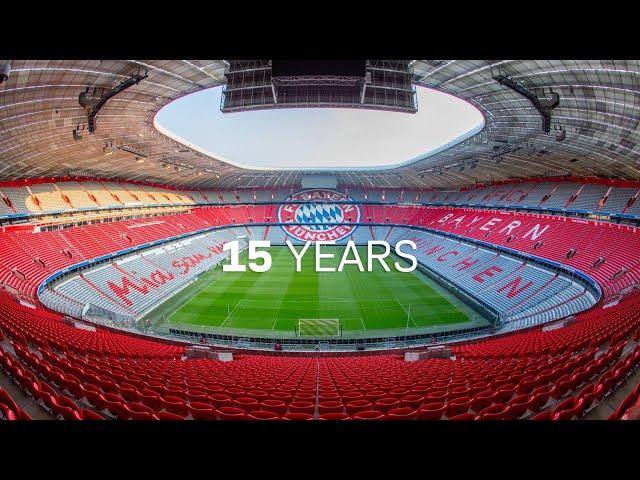 Video de pronunciación de Allianz Arena en Alemán