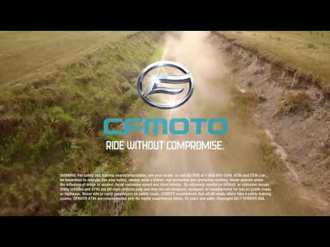 2019 CFMOTO CForce 800 XC in Coeur D Alene, Idaho - Video 1