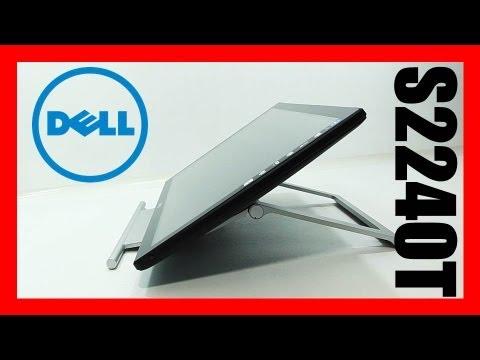 Сенсорный монитор Dell S2240T