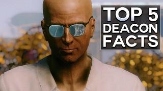Fallout 4 - Top 5 Deacon Facts