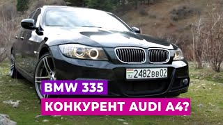 Tonight.tj - BMW 335 (by Bahrom Jalilov)