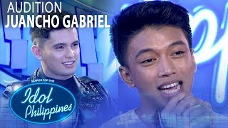 Juancho Gabriel   Your Man | Idol Philippines 2019 Auditions