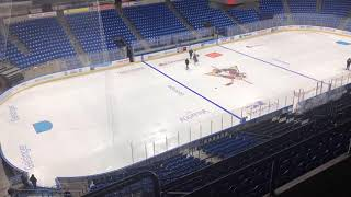 [WBS] Ice install at the Arena