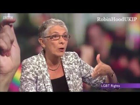 Melanie Phillips - Journalist, destroys the transgender madness
