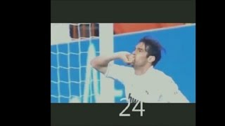 (Moon Flower Symphony ®) IX^ parte - The greatest footballer in our history - KAKA' ©