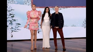 Ellen welcomed Kim Kardashian West to give the audience her SKIMS shapewear, while her pal Chrissy Teigen returned to hand out round-trip tickets on JetBlue, and a stay at Karisma Hotels & Resorts!  Brought to you by: Scotch™ Brand  #KimKardashian #ChrissyTeigen #12DaysOfGiveaways