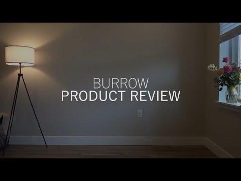 BURROW SOFA REVIEW
