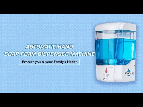 Automatic Soap Dispenser 1000 Ml