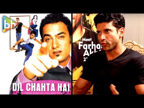 Farhan Akhtar REVEALS What He Learnt During The Shooting Of Dil Chahta Hai & Lakshya | Aamir Khan