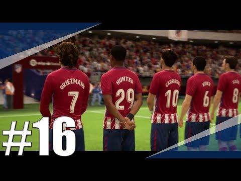 FIFA 18   The Journey: Hunterův Návrat   Sezona Vrcholí!!!   PART 16   CZ/SK