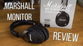 Marshall Monitor Bluetooth Headphones Review