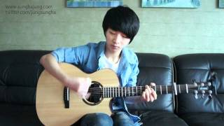 (Jason Mraz) I Won't Give Up   Sungha Jung
