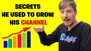 EXPOSING MRBEAST: 5 Factors That Made His YouTube Channel Go Viral (Jimmy Donaldson - Mr Beast)