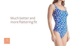 How To Fit A One-Piece Swimsuit