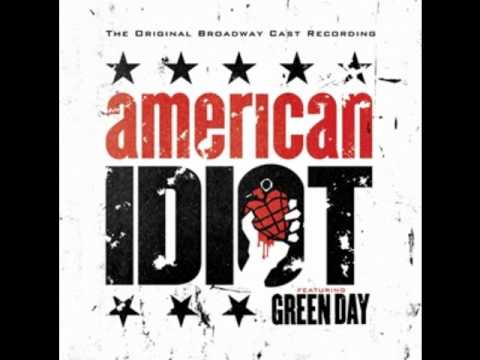 Green Day - Boulevard Of Broken Dreams - The Original Broadway Cast Recording