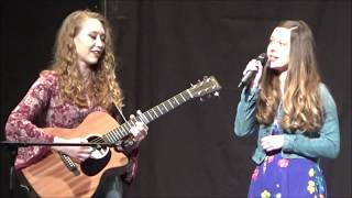 Maddie & Mia - Here Comes The Sun (Beatles Cover)