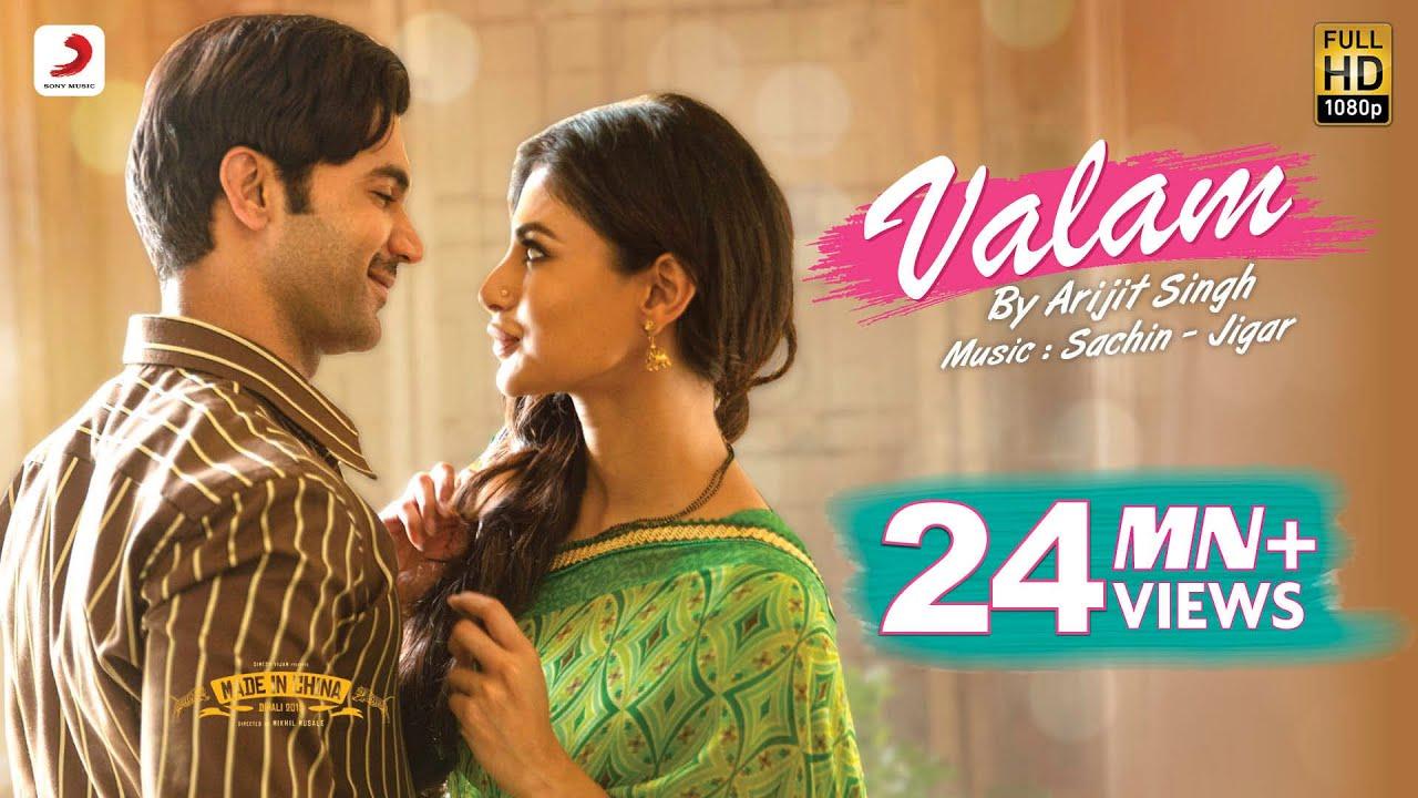 Valam song lyrics - Arijit Singh & Sachin Jigar & Priya Saraiya Lyrics | lyrics for romantic song