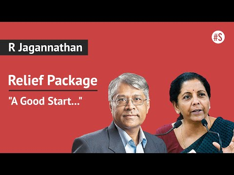 R Jagannathan On The Rs 1.7 Lakh Crore Coronavirus Relief Package