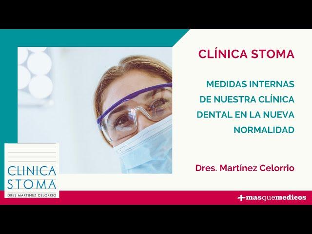 Medidas internas contra el contagio del Covid-19 en Clínica Stoma - Clínica Stoma Alcorcón