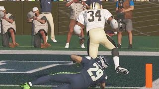 BATTLE OF THE HOE CHUCKERS! - Ultimate Team Madden 15  | MUT 15 XB1 Gameplay