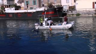 preview picture of video 'Berges saines 2014 à Nogent-sur-Seine 2'