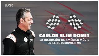 ¿Cuál es la estrategia de Carlos Slim Domit en su incursión en la F1?